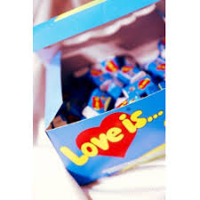 Отзывы о <b>Жевательные резинки Love is</b>