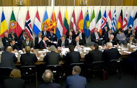 u s department of defense photo essay nato defense ministers and other world leaders gather in bucharest r ia for a 3