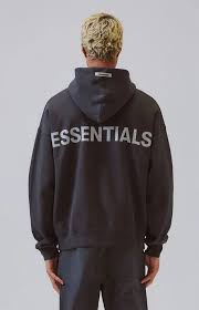 FOG - Fear Of God <b>Essentials Pullover Hoodie</b> | Hoodies, Pullover ...