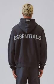 FOG - Fear Of God <b>Essentials Pullover Hoodie</b> | Pullover hoodie ...