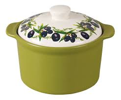 кастрюля керамическая едим дома венето с крышкой 3 5 л