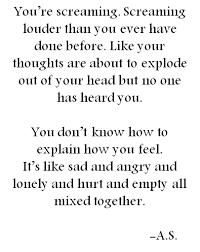 Feeling Lost Quotes. QuotesGram