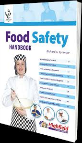 food safety handbook highfield training products food safety food safety handbook