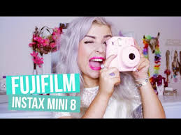 <b>Fujifilm Instax Mini 8</b> - How to use & Review - YouTube