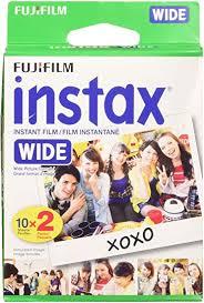 Fuji Wide Instant Color Film Instax for 200/210 ... - Amazon.com