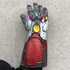 <b>Thanos Infinity Gauntlet Cosplay Avengers</b> Endgame Iron Man ...