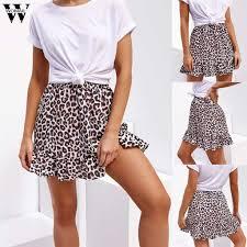Womail Skirt Women <b>Summer 2019</b> New Fashion <b>Bohe</b> High Waist ...