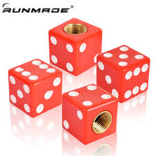 runmade <b>4pcs</b>/<b>lot</b> Plastic <b>Wheel</b> Stem Tyre Air Valve Dustproof Cap ...
