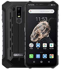 (2019) <b>Ulefone Armor 6E</b> Android 9.0 Rugg- Buy Online in Egypt at ...