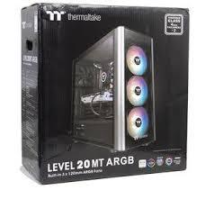 Тест и обзор: <b>Thermaltake</b> Level 20 MT ARGB - недорогой <b>корпус</b> ...