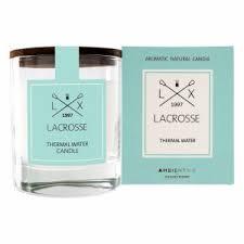 Купить «<b>Ароматическая свеча</b> Термальный источник Lacrosse ...