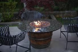 wine barrel outdoor furniture 1000 images about fire pit ideas on pinterest wine barrels outdoor gas barrel office barrel middot
