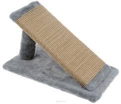 """<b>Когтеточка для котят Меридиан</b> """"Горка"""", цвет: серый, бежевый ..."""