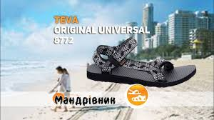 <b>Сандалии Teva</b> 8772 <b>Original Universal</b> - YouTube