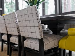 Dining Room Chair Reupholstery Dining Room Chair Upholstery Ideas Home Decor