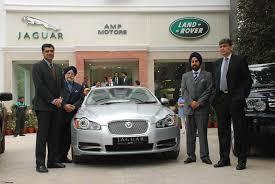 Range Rover Dealerships Jaguar Land Rover Opens Dealership In New Delhi Team Bhp