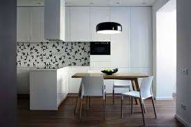 apartment kitchen design: kitchen design apartment small middot with white gloss high with white gloss high
