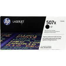 Оригинальный <b>картридж HP CE400X</b> (<b>№507X</b>) экономичный ...
