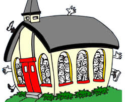 Illustration of the Church Growth Movement