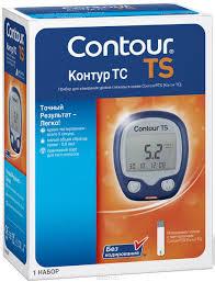 Купить <b>глюкометр Bayer Contour</b> TS недорого, цена на глюкометр ...