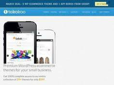 Coupon codes  Coupon and Discount coupons on Pinterest Tokokoo Coupon code           off all theme plans    WordPress Theme Discount