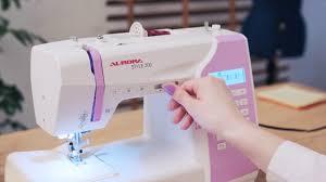<b>Швейная машина Aurora</b> Style 200 - YouTube