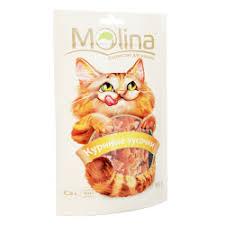 <b>Лакомства</b> для кошек <b>Molina</b> - купить в Санкт-Петербурге, низкая ...