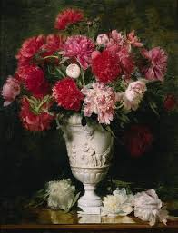 Image result for flowers and vase