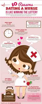 reasons dating a nurse is like winning the lottery an infographic 10 reasons why dating a nurse is like winning the lottery