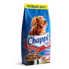 <b>Сухой корм</b> для собак <b>Chappi</b> Говядина по домашнему с ...