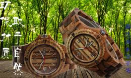 discount antique mens watches for 2017 antique mens watches 2016 fashion hot 100% real wooden watch high quality wristwatches quartz movement wood watch for women and mens shipping