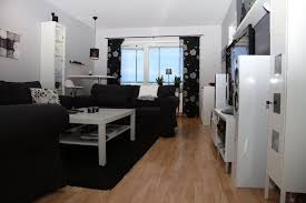 amazing white wood furniture sets modern design:  contemporary living room interior designs