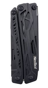 <b>Мультитул Xiaomi NexTool Multifunction</b> Knife Black (10 функций ...