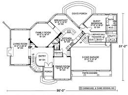 Mother Daughter House Floor Plans  Carriage House   VAlineHouse Plans   Mother in Law Suites