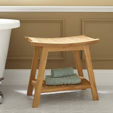 Small Bathroom Stools Tandea Teak Shower Stool Teak Shower Stools And Accessories