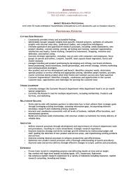 market research manager  functional  resumefree resume templates