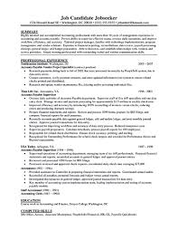 accounts payable resume sample easy samples accounts cover letter gallery of sample resume for accounts payable
