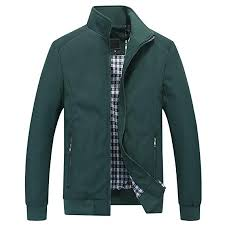 Buy HiLY <b>Mens Casual Jacket Outdoor</b> Sportswear Windbreaker ...