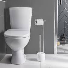 <b>Стойка для туалета</b> Rondo цвет белый в Москве – купить по ...