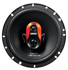 Автомобильная акустика <b>EDGE ED226</b>-<b>E8</b> — купить по выгодной ...
