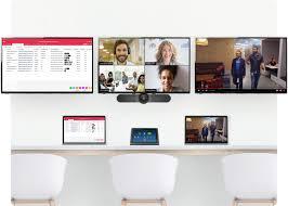 Решения видеоконференц-залов Zoom Rooms – Zoom