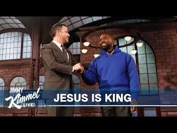 <b>Kanye West</b> Surprises Fans on 'Jimmy Kimmel Live!'