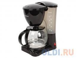 <b>Кофеварка</b> капельная <b>Endever Costa</b>-<b>1042</b>, черный /пластик, 900 ...