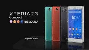 Resultado de imagem para xperia z3 compact