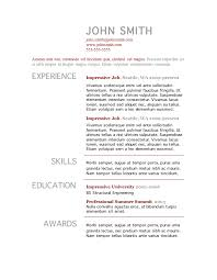 resume format template  seangarrette comedical doctor curriculum vitae template http wwwresumecareerinfo medical doctor curriculum vitae template  resume career termplate free   resume format