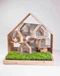 phokbr the hok cat shelter design and build chic cat furniture