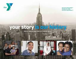 ymca of greater new york annual report by ellen murphy issuu