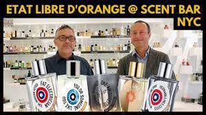 Top 5 <b>Etat Libre D</b>'<b>Orange</b> Fragrances Preview W/Etienne de Swardt ...