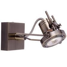<b>Спот Arte Lamp A4300AP-1AB</b> COSTRUTTORE - купить спот по ...