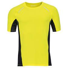 <b>Футболка SYDNEY MEN</b> неоновый <b>желтый</b>, размер S оптом под ...